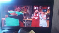 Jamie and Paco on Worst Cooks in America