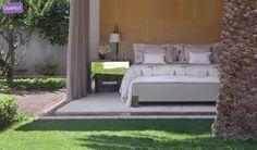 Atente para a suavidade das cores, o conforto das roupas de cama e a delicadeza dos detalhes nestes quartos. Explicamos também como foram feitas as 11 cabeceiras de cama.