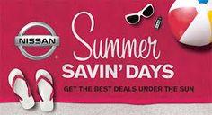 Nissan Summer Savin' Days
