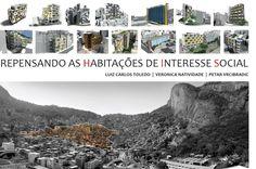 """Lançamento do livro """"Repensando as Habitações de Interesse Social"""" no IAB-RJ"""