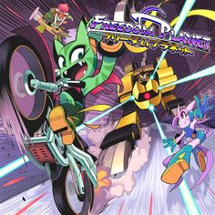 Freedom Planet Sonic The Hedgehog, Very Fun Games, Sonic Fan Characters, Monster Girl, Summoning, Character Art, Lilac, Planets, Anime Art
