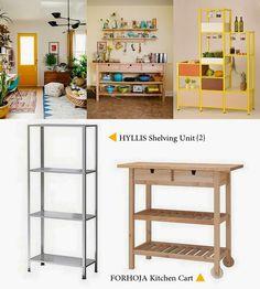 GypsyYaya- Boho Kitchen Pantry Upgrade/Inspiration Board