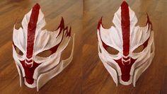 Female Turian Mask 2 by MandrakeArt.deviantart.com on @deviantART