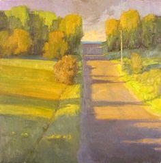 Ian Roberts:  Evening Light After the Storm