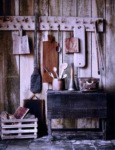 Wood styling: Cleo Scheulderman photo: Jeroen van der Spek