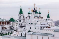 Нижний Новгород, Печерский Вознесенский монастырь,