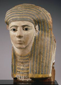 Egyptian, New Kingdom (early 18th Dynasty)                                Fragmentary lid from the coffin of Wadj-shemsi-su, ca. 1500–1425 B.C.