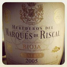 Herederos del Marques de Riscal - Reserva 2005