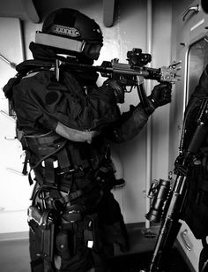 Norwegian MJK special forces...