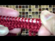 How To Knit - Knitting Instructions For Beginners - YouTube - good to start from very beginning