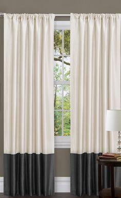 Texturé tissé chenille tapisserie rideaux coussins tissus durables de couleur blanche