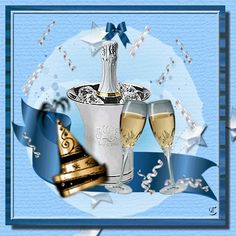 Újévi képeslapok / New Year 61 Képeslapküldő galéria /e-card New Year Greetings, Happy New Year, Girl Birthday, Merry Christmas, December, Anul Nou, Party, Gif Pictures