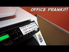 10 Pranks To Pull On Your Coworkers - #funny #OfficePranks
