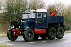 Scammell Pioneer 18