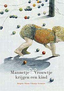 Brigitte Minne en Kaatje Vermeire: Mannetje en Vrouwtje krijgen een Kind