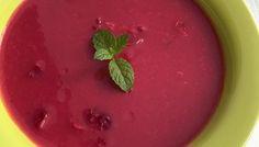 Hideg meggykrém leves meggyszemekkel - hidegen az igazi!