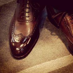 #wingtip #brogue #formen #fashion #shoes