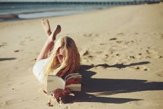 There are few things in life better than a good book on the beach