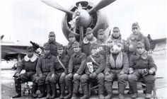 Members of the 2nd Chutai/47th Sentai pose in front of a Ki-44-II Otsu on 1 January 1944. In the front row (4th from left) is the CO of the 2nd Chutai, Lt Yasuro Masaki, while 2nd from the right is WO Kurimura, who had an accident during a test flight of the Squadron CO's plane. On January 9, 1945 Kurimura would be killed in action. The 2nd from left in the second row is Sgt Masumi Yuki who in the same battle collided with a B-29.