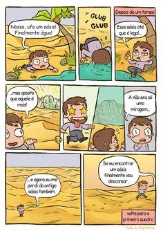Satirinhas - Quadrinhos, tirinhas, curiosidades e muito mais! - Part 80