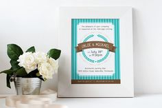 Wedding Invitations Set - Turquoise by Elegrad Design Agency on @creativemarket
