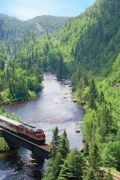 Four Iconic Ways To Experience Northern Ontario Sault Ste Marie, Canada 150, Train Times, Ontario, Places To Go, Beautiful Places, Road Trip, Blessed, River