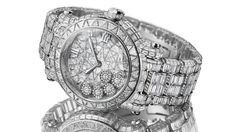 Haute Time rounded up some gorgeous ladies' watches with unique bracelets, with pieces from Bulgari, Cartier, Chopard, Harry Winston and Hermès. Patek Philippe, Cartier, Devon, Harry Winston, Diamonds And Gold, High Jewelry, Jewelry Art, Fashion Jewelry, Beautiful Watches