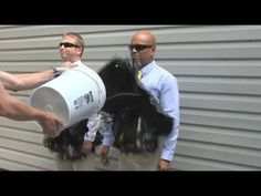 The SECOND Official Ultra-Ever Dry Video - Superhydrophobic coating - Repels almost any liquid! - YouTube