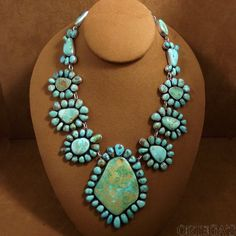 Federico Turquoise Necklace