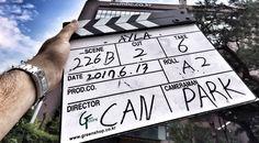 Making movie in South Korea