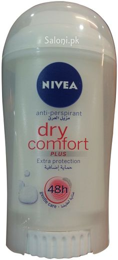 NIVEA DRY COMFORT PLUS EXTRA PROTECTION 48H DEODORANT 40 ML Saloni™ Health
