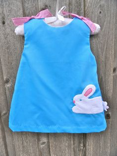 Turquoise Bunny Bloomer Set... Can't wait to see my sweet jaelyn in this :)