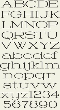 Letterhead Fonts / LHF Zenith / 50's Style Fonts