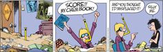 Zits Comic Strip for November 13, 2014 | Comics Kingdom