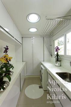Arquiteto - Aquiles Nícolas Kílaris - Projetos Residenciais - Casa Europa
