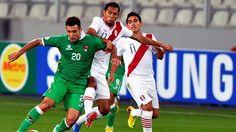 Statistik Head To Head: Bolivia vs Peru