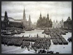 Лики Москвы 20-х годов прошлого века