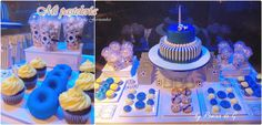 mesas dulces y candy bar - Buscar con Google