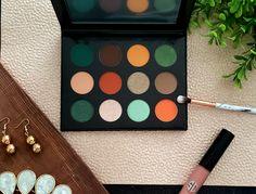 Indie Makeup, Eyeshadow Palette, Harvest, Beauty, Beauty Illustration