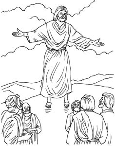 Matthew 22 1 14 parable of the wedding feast coloring for Parable of the rich fool coloring page