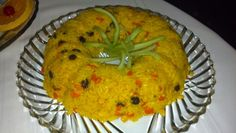 My vegetables rice.