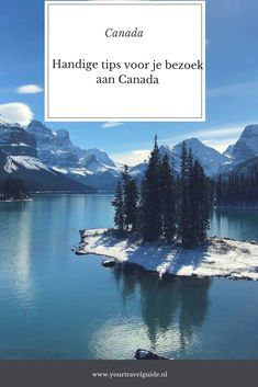 Praktische tips voor je reis naar Canada Countries To Visit, Places To Visit, Vancouver Travel, Ultimate Travel, Alberta Canada, Banff, Canada Travel, Solo Travel, Where To Go