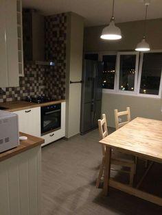 cucina da 270 bianca e grigio laccato in kit senza elettrodomestici ...