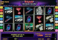 Star attraction ігровий автомат