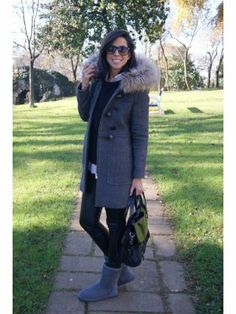luciapetalsandthorns Outfit   Invierno 2013. Cómo vestirse y combinar según luciapetalsandthorns el 16-12-2013