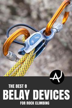 Belay Devices 101. Find out why you need a good belay device, what to consider when choosing one and best belay devices available for your needs.