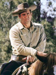 Cheyenne - (1955-1963). [Western] Featuring: Clint Walker. Partial Guest List: Dan Blocker, Ellen Burstyn, John Carradine, Angie Dickinson, James Garner, Lorne Greene, Dennis Hopper, Ron Howard, Michael Landon, Ruta Lee, Slim Pickens, Hayden Rorke and Dawn Wells.