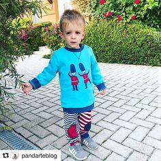"""2e29310f97 NaturAnyu on Instagram: """"Hűvösebb estékre is kiváló egy ilyen gyerekruha  együttes, amit Ármin visel 🙂"""""""