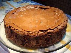 Receita de Torta Brownie - Tudo Gostoso