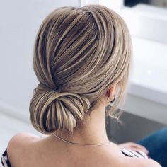 100 Gorgeous Wedding Updo Hairstyles That Will Wow Your Big Day - Selecting your bridal hair style is an important part of your wedding planning,Gorgeous wedding updo hairstyles,wedding updos with braids,braided wedding updos,braided bridal hairstyles,Bridal Updos,messy updo Wedding Hairstyles Ideas #weddinghairstyles
